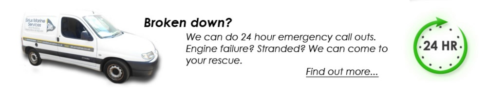 Breakdown, Rescue & Call-outs -