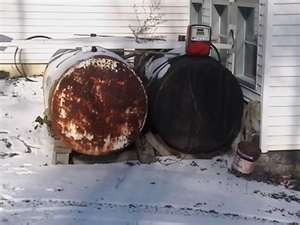 Diesel storage tanks - Use OneShot Diesel storage pro